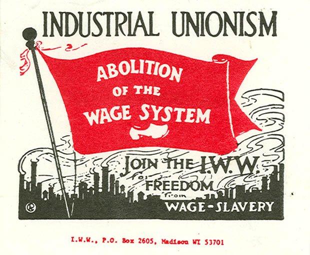 IWW-Flyer